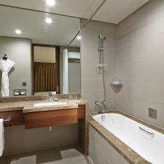 Отель Lotte City Hotel Myeongdong Южная Корея, Сеул - 2 отзыва об отеле, цены и фото номеров - забронировать отель Lotte City Hotel Myeongdong онлайн ванная фото 3