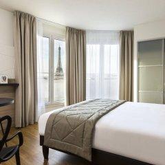 Отель Citadines Tour Eiffel Paris комната для гостей фото 2