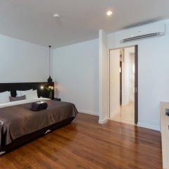 Отель X10 Seaview Suite Panwa Beach Стандартный номер с различными типами кроватей