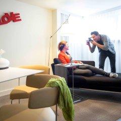 Отель Novotel Mechelen Centrum Бельгия, Мехелен - отзывы, цены и фото номеров - забронировать отель Novotel Mechelen Centrum онлайн интерьер отеля