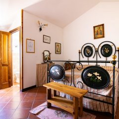Отель Il Castello Di Perchia Сполето комната для гостей фото 4