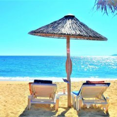 Отель Mezonetes Toroni Ситония пляж фото 2
