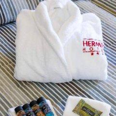 Hermes Hotel Афины удобства в номере фото 2