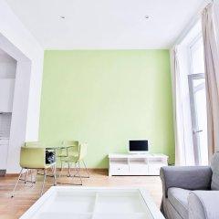 Отель Louise Uptown Apartments Бельгия, Брюссель - отзывы, цены и фото номеров - забронировать отель Louise Uptown Apartments онлайн комната для гостей фото 5