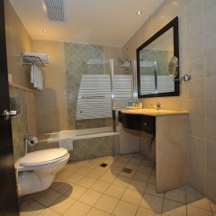 National Hotel Jerusalem Израиль, Иерусалим - 6 отзывов об отеле, цены и фото номеров - забронировать отель National Hotel Jerusalem онлайн ванная