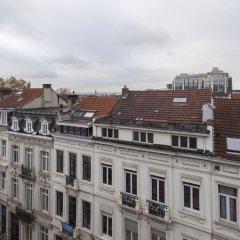 Отель Résidence Louise Бельгия, Брюссель - отзывы, цены и фото номеров - забронировать отель Résidence Louise онлайн балкон
