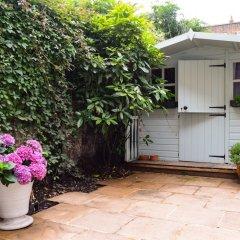 Отель Stylish 1 Bedroom Flat With A Beautiful Garden Лондон фото 11