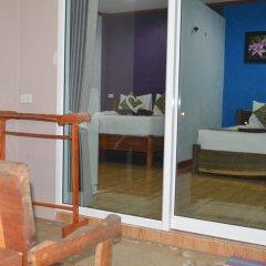 Отель Baan Long Beach Таиланд, Ланта - отзывы, цены и фото номеров - забронировать отель Baan Long Beach онлайн балкон