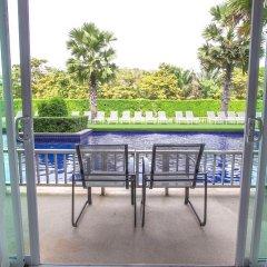 Отель Sugar Marina Resort - ART - Karon Beach 4* Номер Делюкс с различными типами кроватей фото 6
