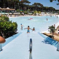 Отель Camping Village Fabulous бассейн