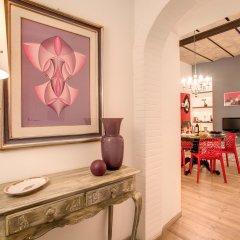 Отель Trastevere Scarlet Dream Suite интерьер отеля