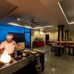 Отель Chanalai Flora Resort, Kata Beach питание