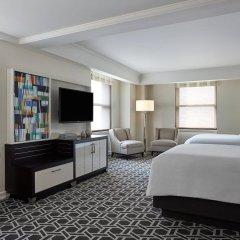 Отель JW Marriott Essex House New York США, Нью-Йорк - 8 отзывов об отеле, цены и фото номеров - забронировать отель JW Marriott Essex House New York онлайн удобства в номере
