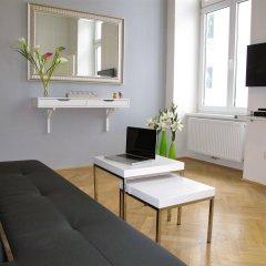 Отель Central Vienna-Living Premium Suite комната для гостей фото 4