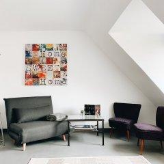 Отель Apollo Apartments Германия, Нюрнберг - отзывы, цены и фото номеров - забронировать отель Apollo Apartments онлайн комната для гостей фото 2