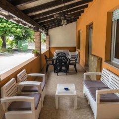 Отель Ristorante Albergo Al Donatore Палаццоло-делло-Стелла балкон