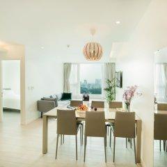 Отель M Suites by S Home Хошимин помещение для мероприятий