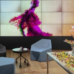 Отель W Amsterdam Нидерланды, Амстердам - отзывы, цены и фото номеров - забронировать отель W Amsterdam онлайн питание фото 3