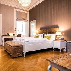 Отель ALSTERBLICK Гамбург комната для гостей