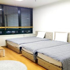 SH Seoul Hostel комната для гостей фото 3