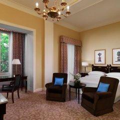Отель Sheraton Diana Majestic, Milan комната для гостей фото 3