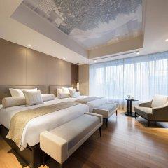 Отель Ascott Marunouchi Tokyo Токио комната для гостей фото 4