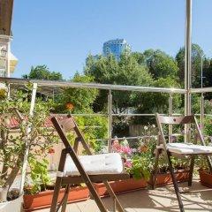 Гостиница Apartments12 в Сочи отзывы, цены и фото номеров - забронировать гостиницу Apartments12 онлайн балкон