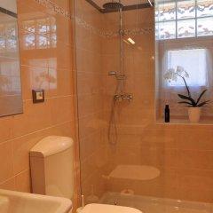 Отель B&B La Casetta in Canada Базилиано ванная фото 2