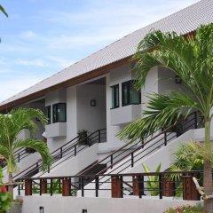 Отель Samui Honey Tara Villa Residence Таиланд, Самуи - отзывы, цены и фото номеров - забронировать отель Samui Honey Tara Villa Residence онлайн балкон