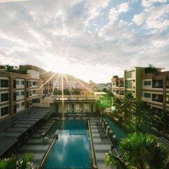 Отель Jasmine Resort Sriracha балкон