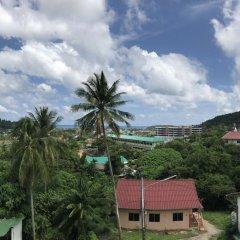 Отель Kata Ocean View Wellness D7 пляж Ката балкон