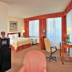 Отель Holiday Inn Washington-Central/White House удобства в номере