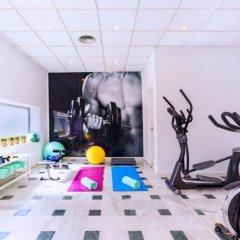 Hotel Fénix Torremolinos - Adults Only фитнесс-зал фото 2