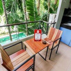 Отель NIDA Rooms Phuket Cape Pearl балкон