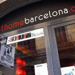 Отель Aspasios Las Ramblas Apartments Испания, Барселона - отзывы, цены и фото номеров - забронировать отель Aspasios Las Ramblas Apartments онлайн интерьер отеля