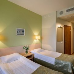 Отель Skyport Обь комната для гостей фото 8