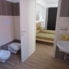 Отель B&B Vergilia Сиракуза ванная