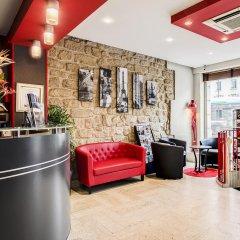 Отель Best Western Nouvel Orleans Montparnasse Париж интерьер отеля фото 2