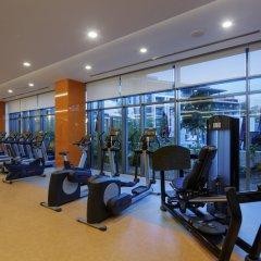 The Sense De Luxe Hotel – All Inclusive Сиде фитнесс-зал фото 3