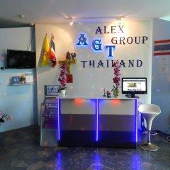 Отель Alex Group Jomtien Plaza Condotel Таиланд, Паттайя - отзывы, цены и фото номеров - забронировать отель Alex Group Jomtien Plaza Condotel онлайн спа фото 2