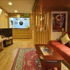 Отель Yunohira-Onsen Shukusai Gyouunsou Япония, Хидзи - отзывы, цены и фото номеров - забронировать отель Yunohira-Onsen Shukusai Gyouunsou онлайн интерьер отеля фото 2