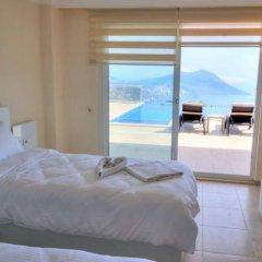 Villa Eylul Турция, Калкан - отзывы, цены и фото номеров - забронировать отель Villa Eylul онлайн комната для гостей фото 3