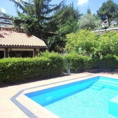 Отель Agriturismo La Casa Del Ghiro Пимонт бассейн фото 2