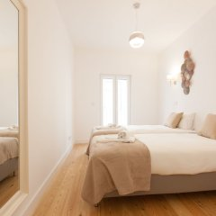 Апартаменты Mouraria Blue Three-Bedroom Apartment w/ Parking - by LU Holidays детские мероприятия