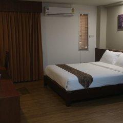 Отель Floral Shire Resort сейф в номере