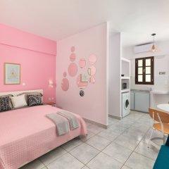 Апартаменты New Studio Flat In Old Town Rhodes Родос комната для гостей фото 2