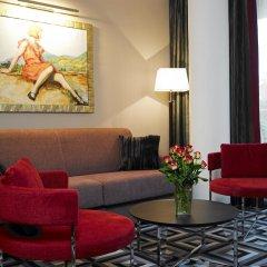 Hotel Belvedere Budapest интерьер отеля