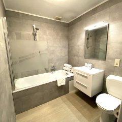 Отель Montovani Брюгге ванная фото 2