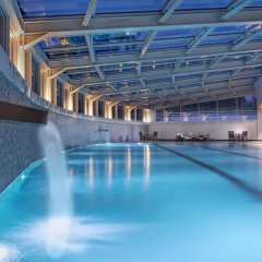 Отель Grand Azur Marmaris бассейн