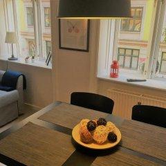 Отель Kapelvej Apartments Дания, Копенгаген - отзывы, цены и фото номеров - забронировать отель Kapelvej Apartments онлайн интерьер отеля фото 2